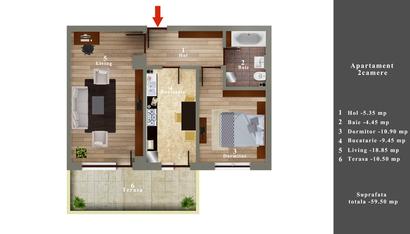 Rahova, Dream Residence,